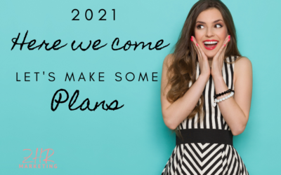 Free Webinar – Marketing Planning for 2021 – Friday 22nd January 10am