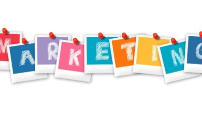 My Top 5 Marketing Tactics for Small Businesses