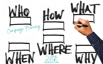 Free Webinar – Planning a Great Marketing Campaign on Friday 23rd July at 10am